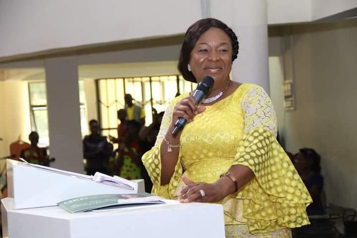 Pastor Esther Obasi-ike Ph.D